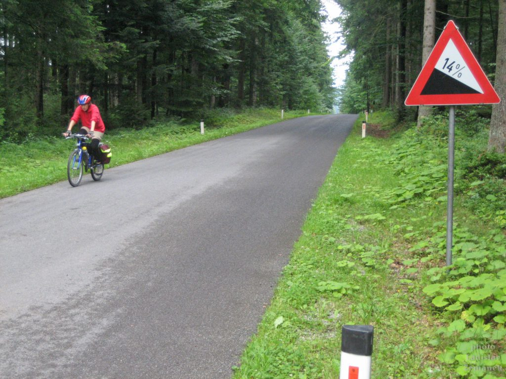 Cyklostezka okolo Lipna
