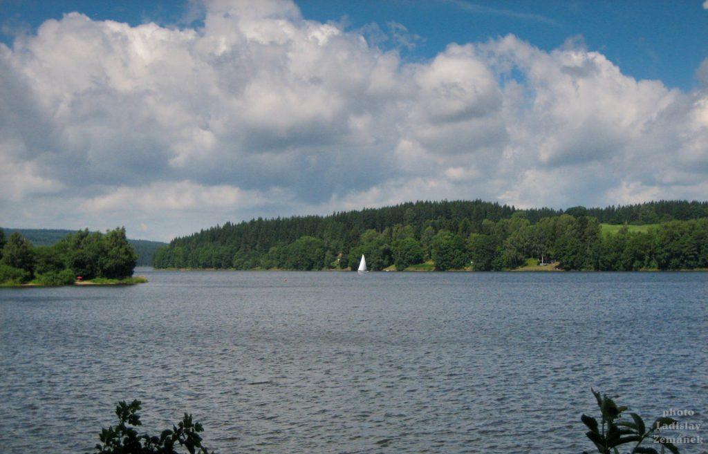 Lipno - přehrada