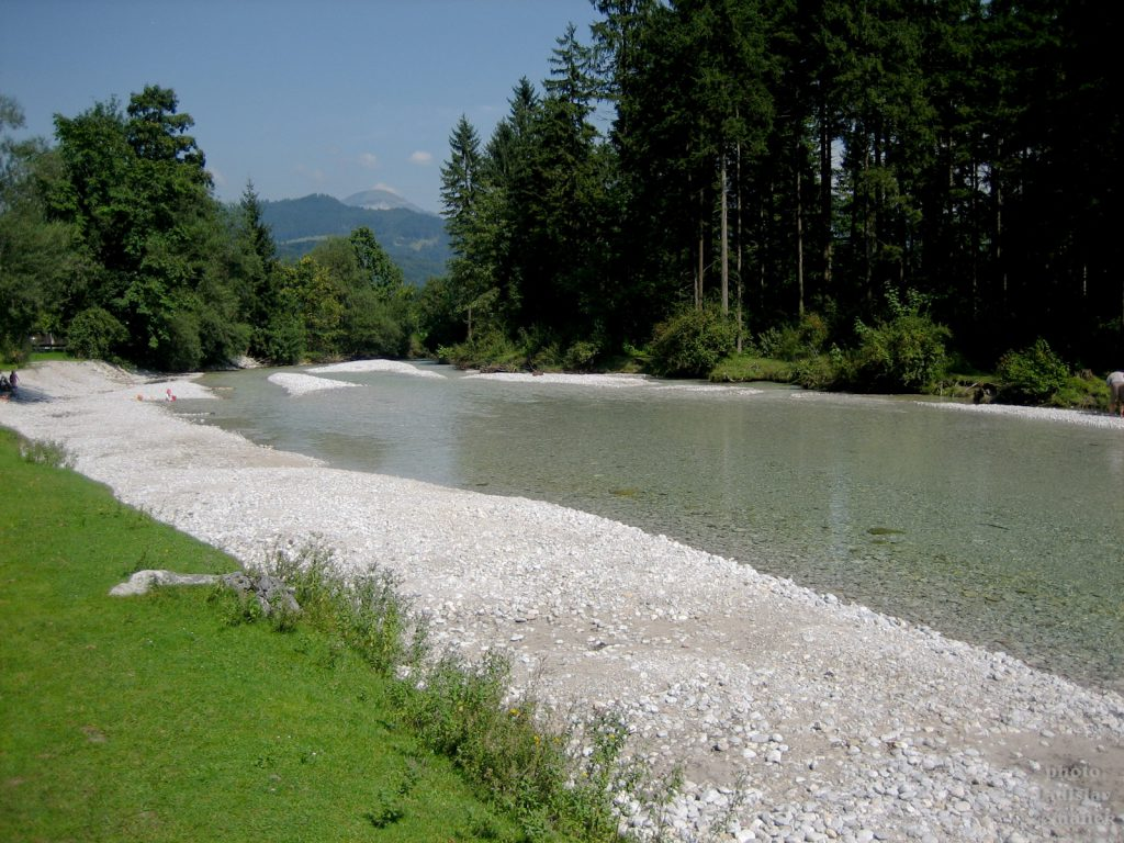 údolí Bluntautal