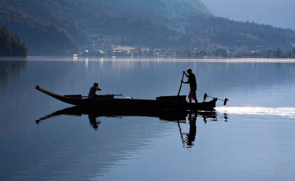 Hallstätter See - Halštatské jezero