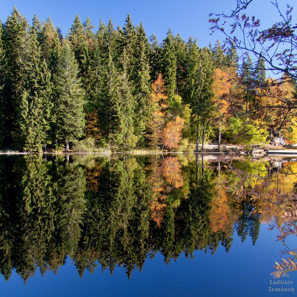 Velké Javorské jezero