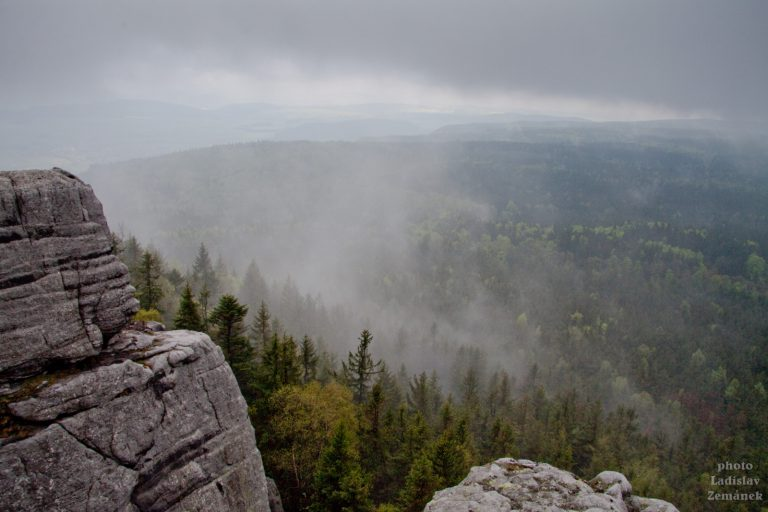 Broumovsko a stolové hory