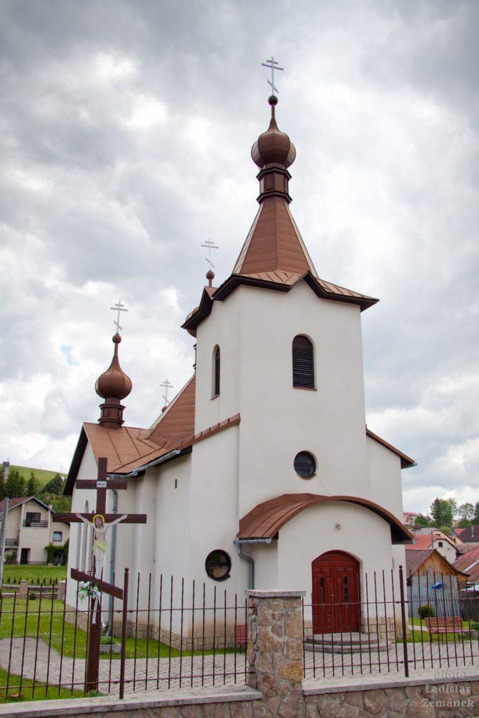 Jarabina - kostel