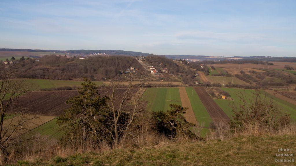 Slavkov - kopec Santon