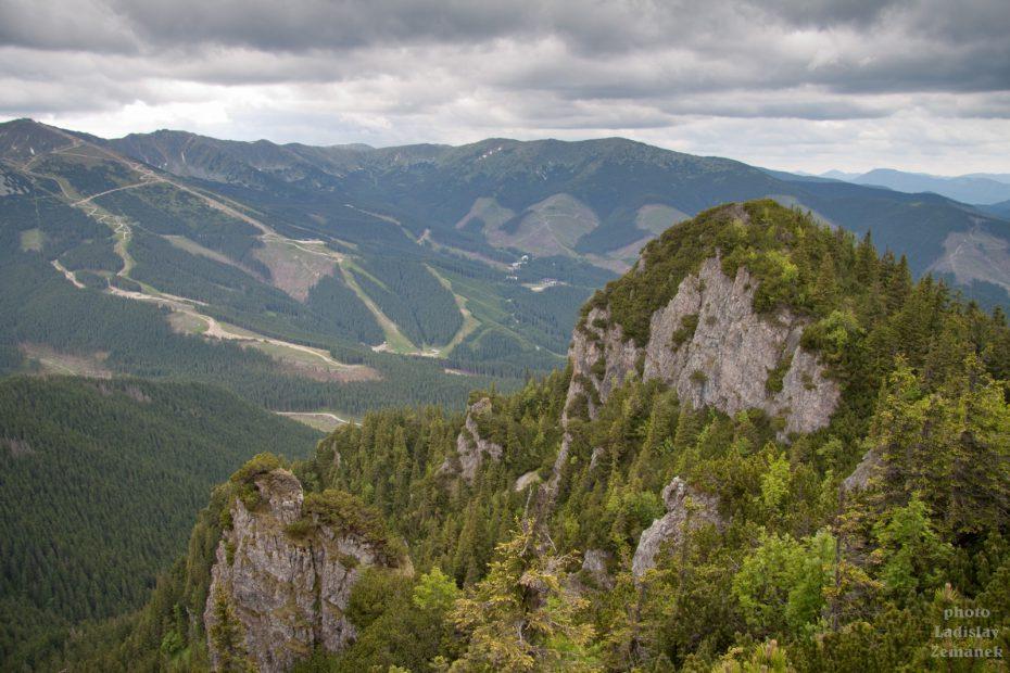Nízké Tatry - Krakova hoľa