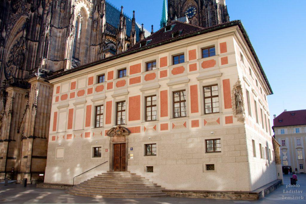 Staré proboštství - Pražský hrad