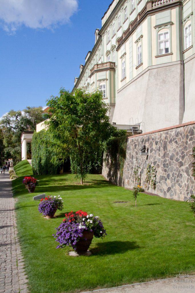 Zahrada Na Valech