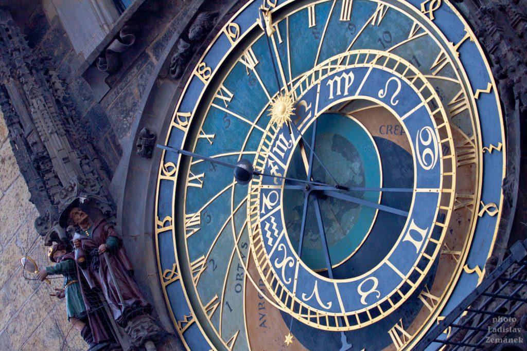 Čas - orloj