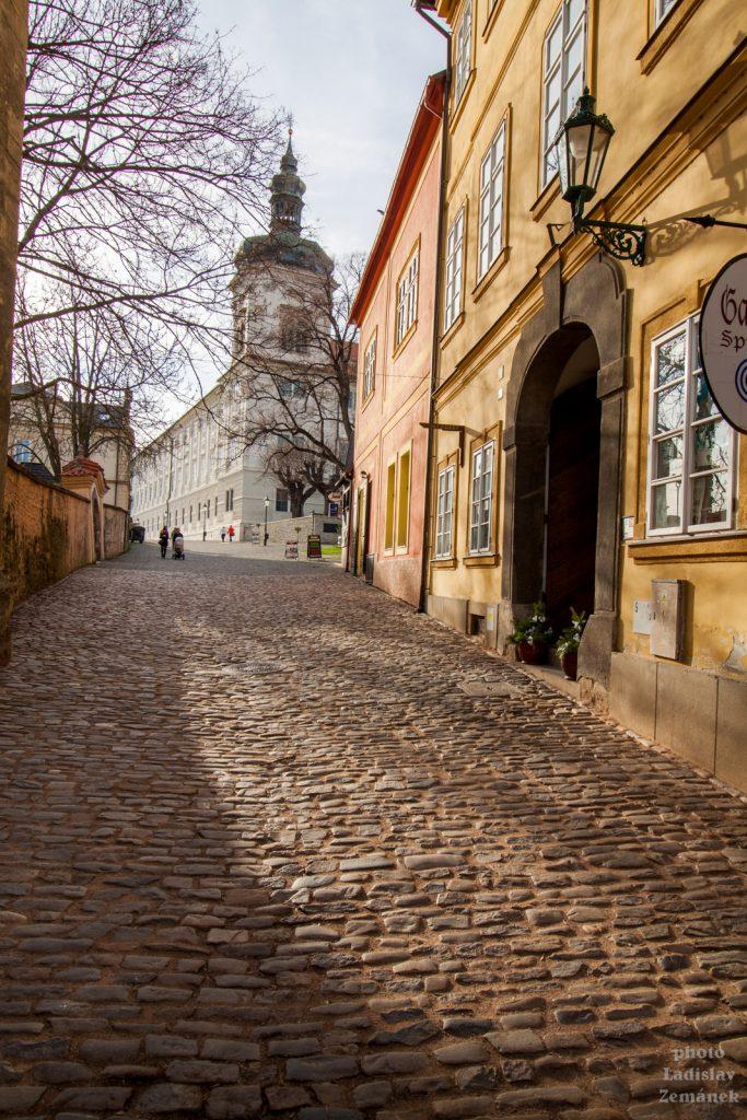 Barborská ulice - Kutná Hora