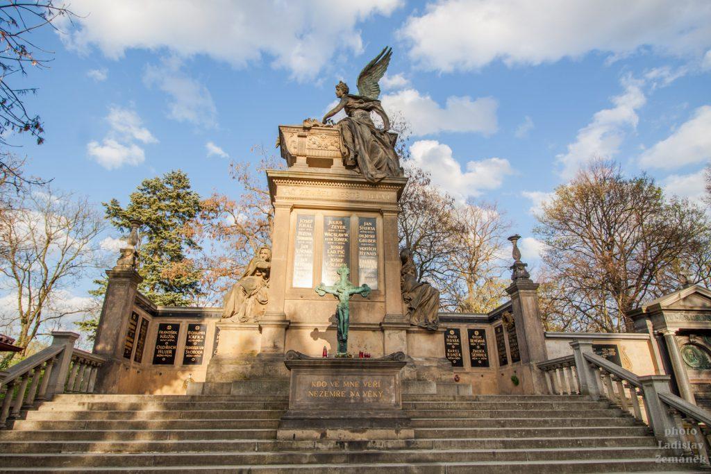 Hrobka Slavín