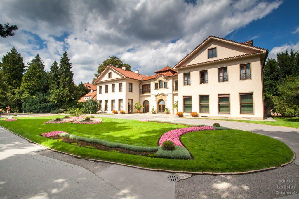 Prezidentský domek