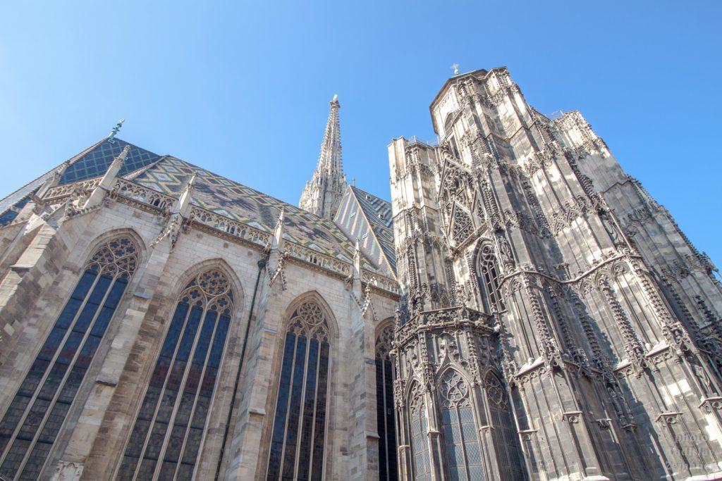 Katedrála svatého Štěpána - Vídeň