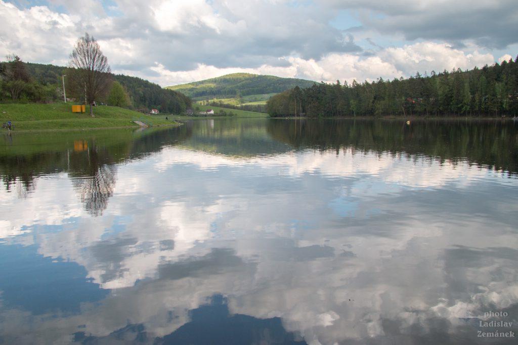 Vodní nádrž Luhačovice