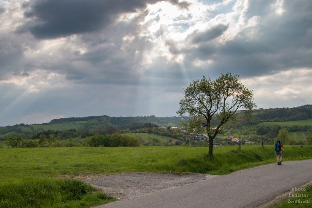 Trasa Luhačovice - Pozlovice