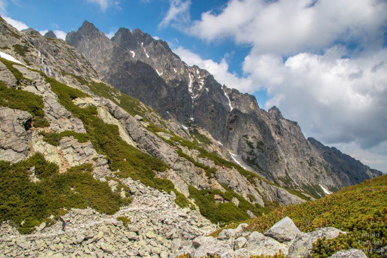 Veľká Studená dolina - Zbojnícka chata čeká