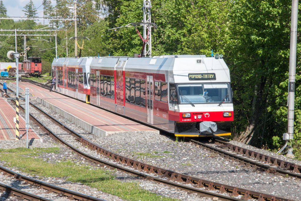 tatranská železnice