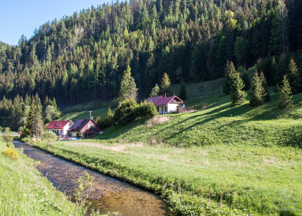 Slovenský ráj - Stratená