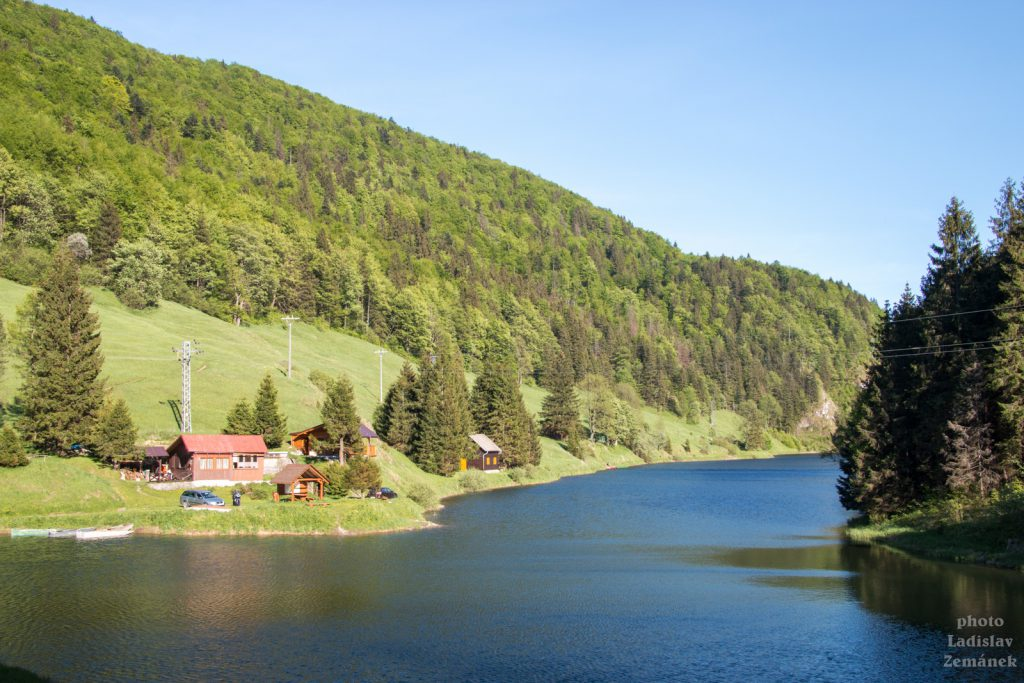 Slovenský ráj - řeka Hnilec