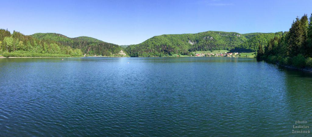 Vodní nádrž Palcmanská Maša