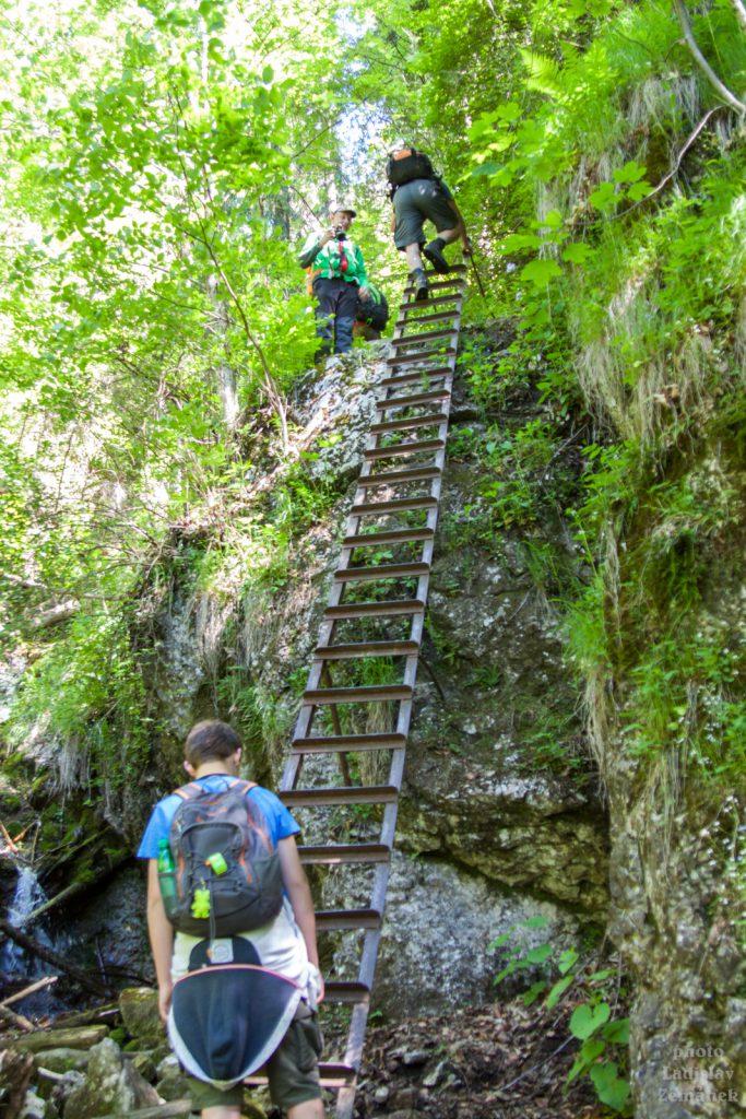 Cesta Zejmarskou dolinou