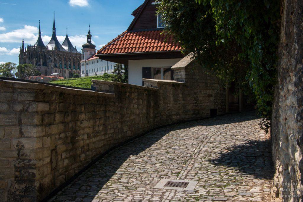 Chrám svaté Barbory z Ruthardské uličky