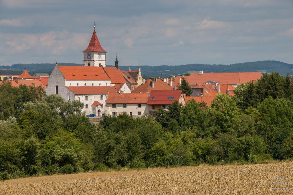 Výhled na Horažďovice