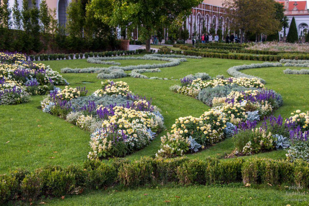 Mikulov - zámecká zahrada