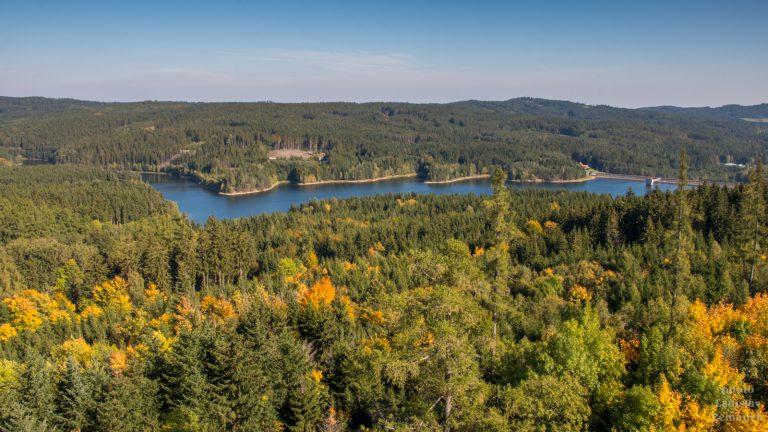 Česká Kanada - pod Landštejnem
