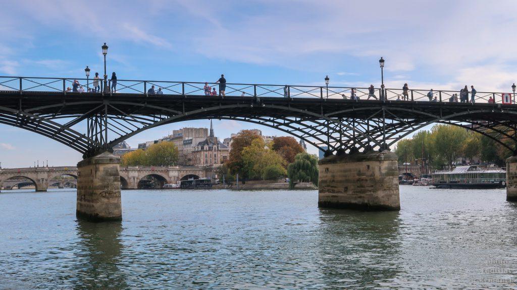 Pont des Arts - Most umění