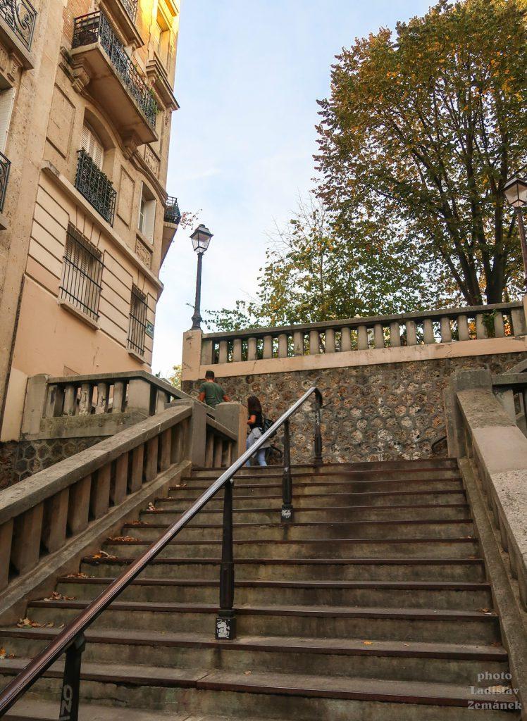 Paříž - Montmartre
