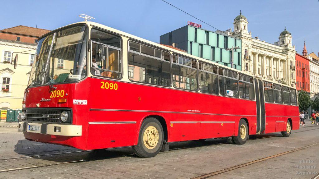 MHD Brno - historická vozidla