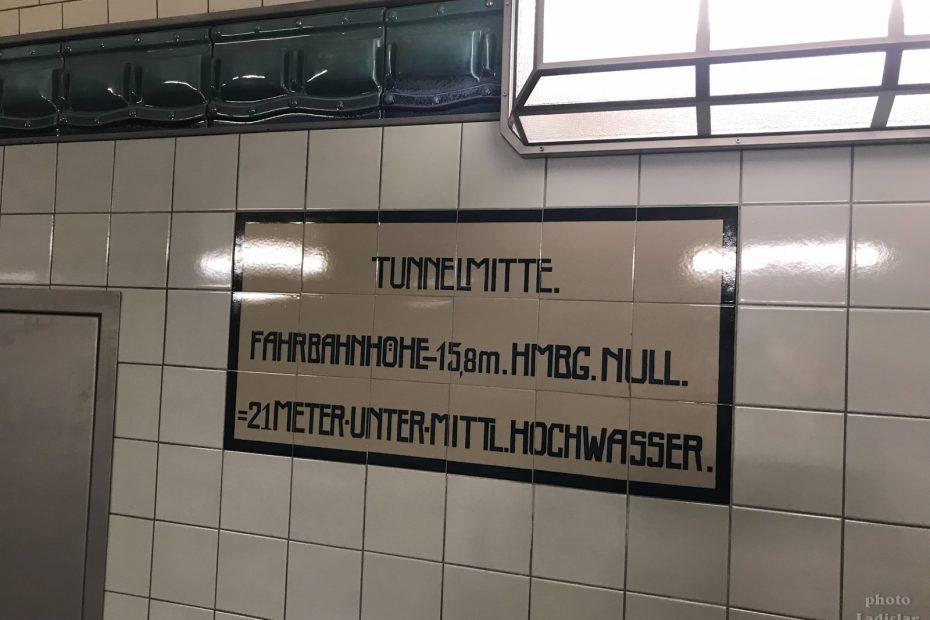 Starý labský tunel