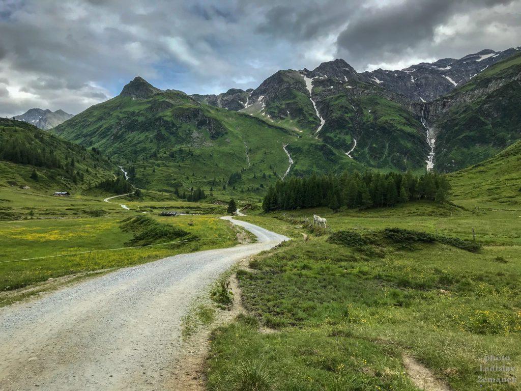 Gasteinské údolí - Sportgastein