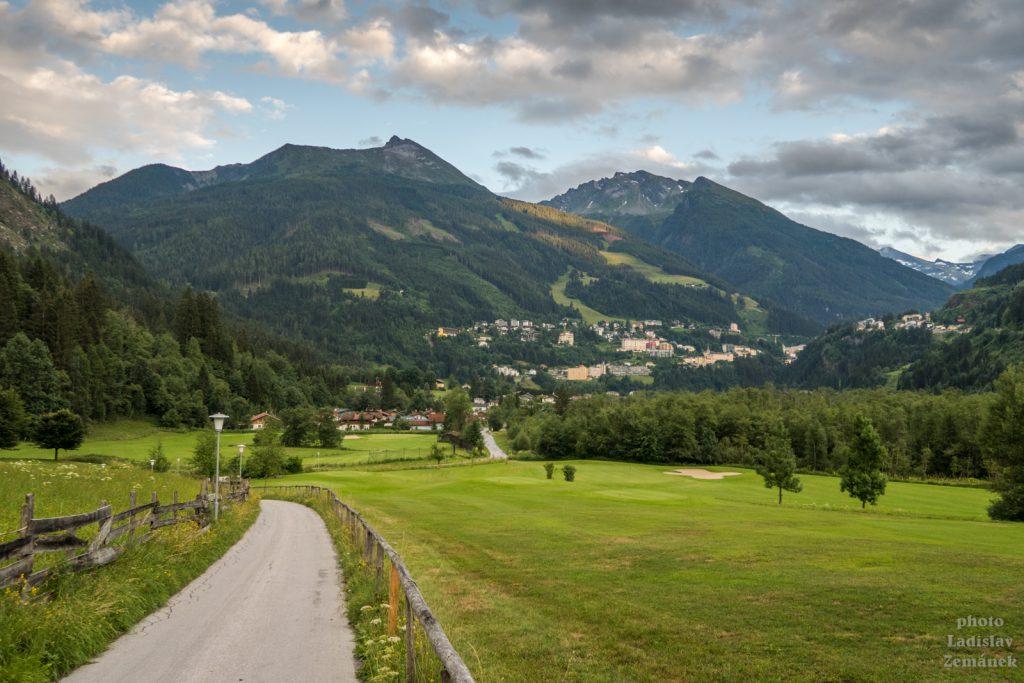 Gasteinské údolí - cyklostezka