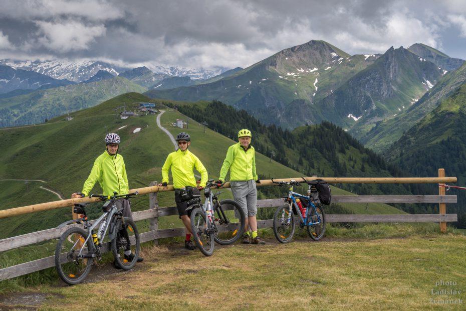 Fulseck - cyklisté