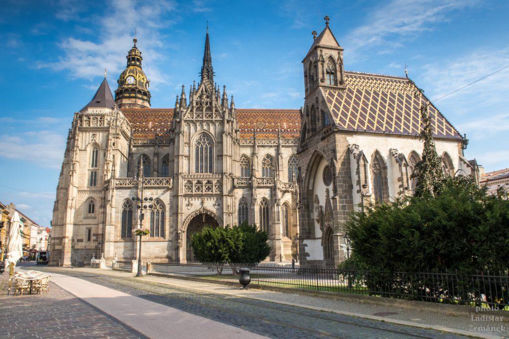 Katedrála svaté Alžběty a Kostel svatého Michala