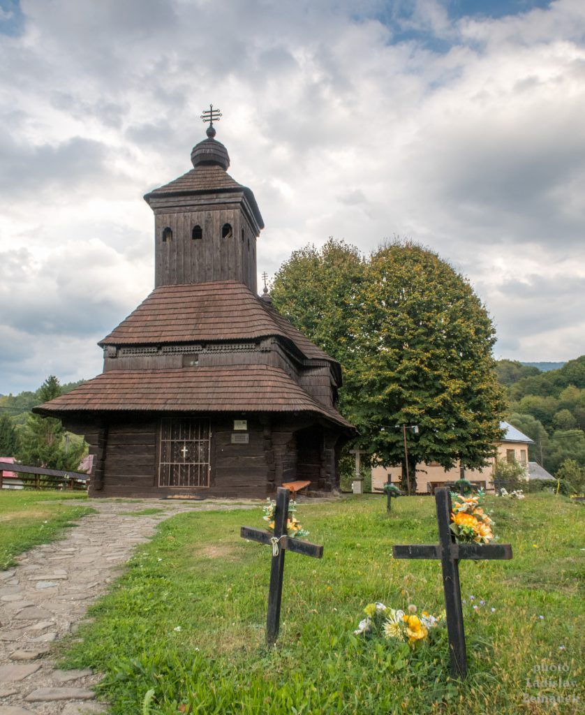 Poloniny - kostelík