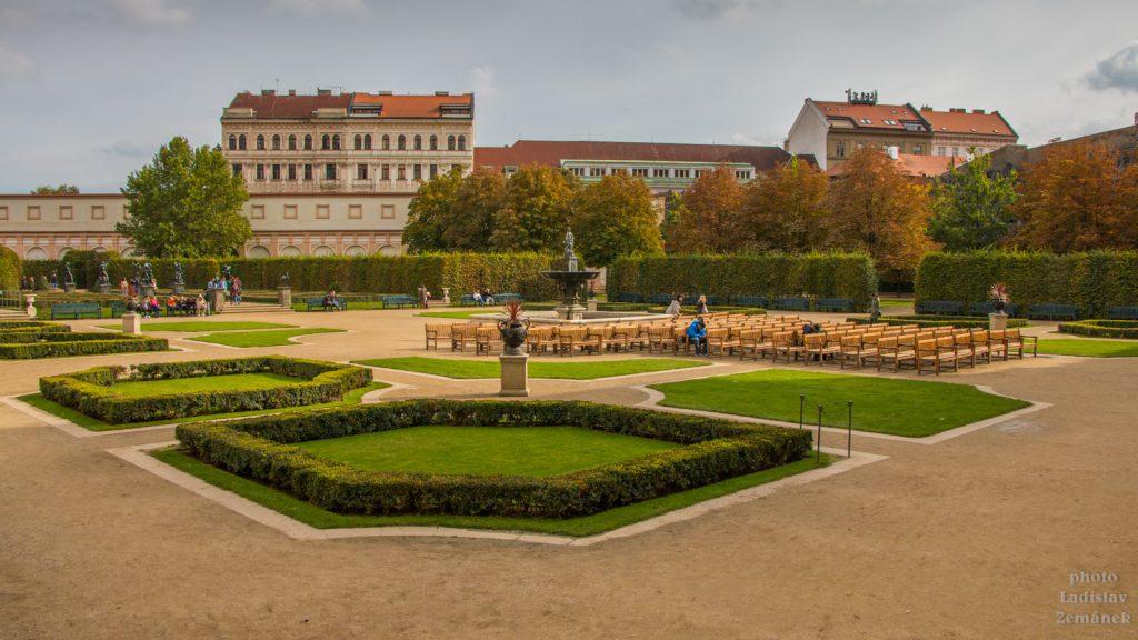 Valdštejnská zahrada