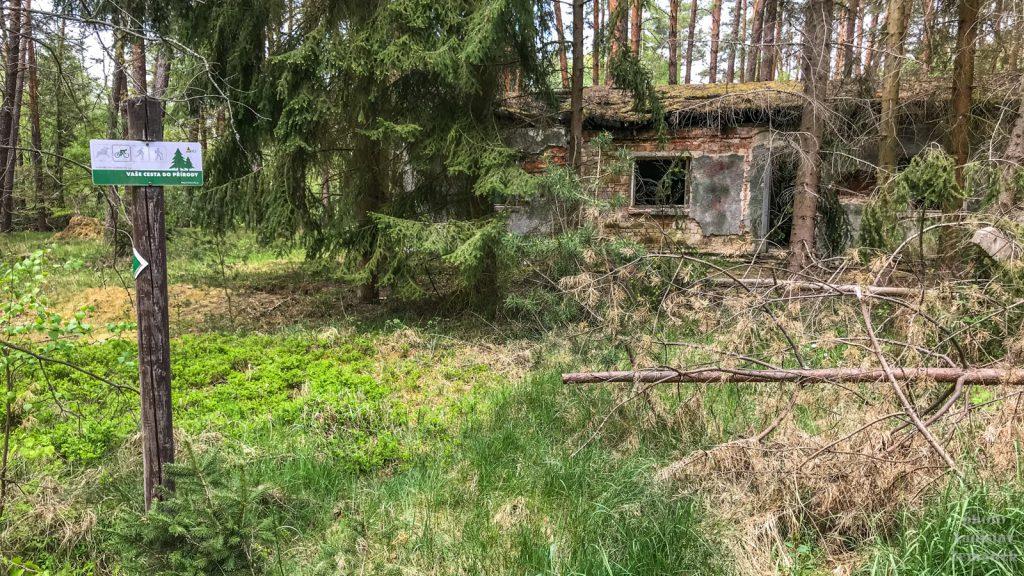 Ralsko - bývalý vojenský prostor