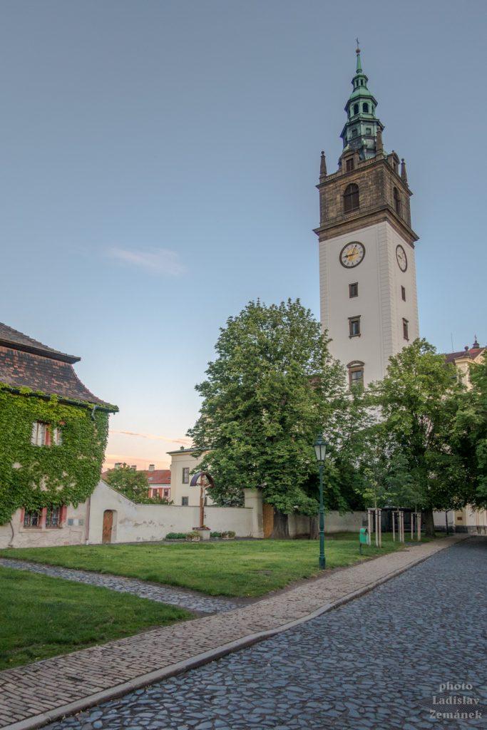 Litoměřice - Katedrála sv. Štěpána