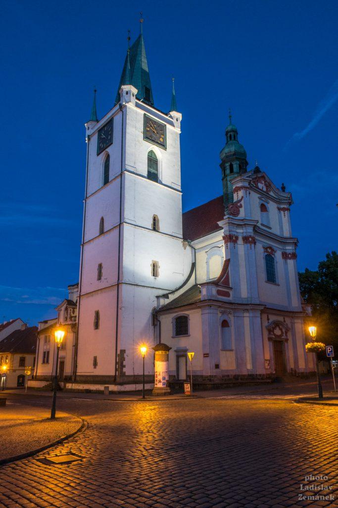 Litoměřice - Kostel Všech svatých
