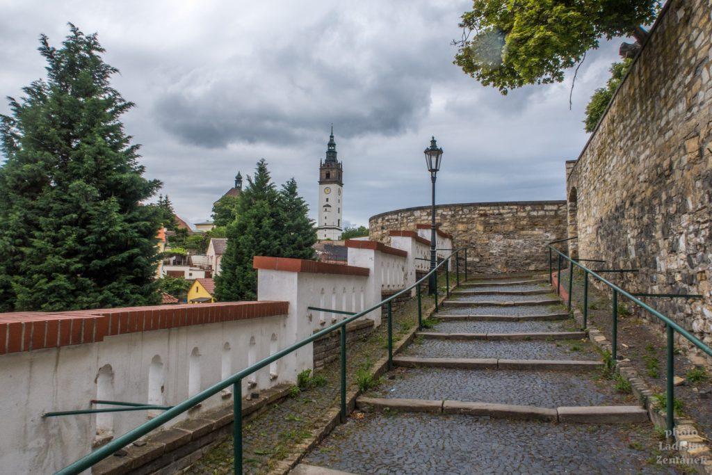 Litoměřice - Máchovy schody