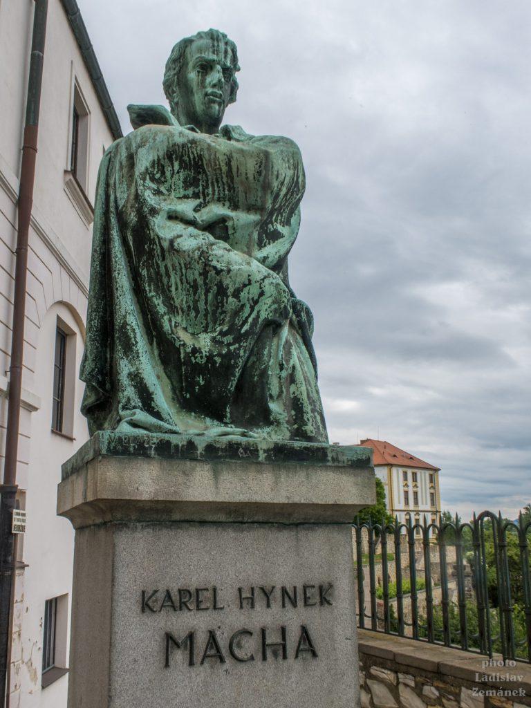 Litoměřice - Karel Hynek Mácha