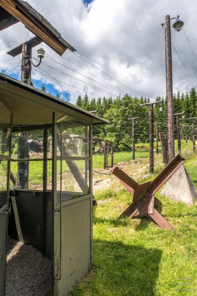 Železná opona - Šumava - Bučina