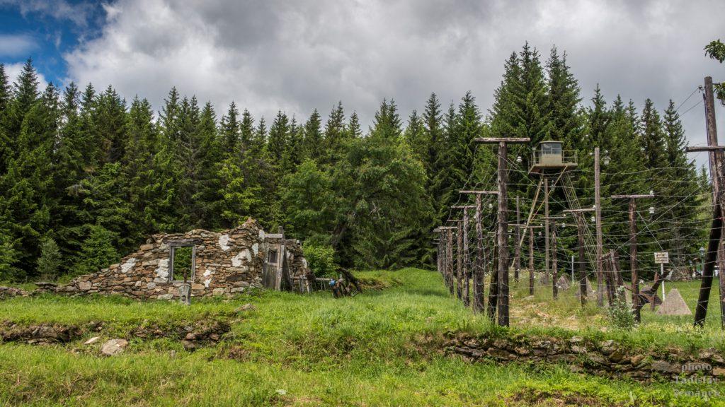železná opona - Bučina