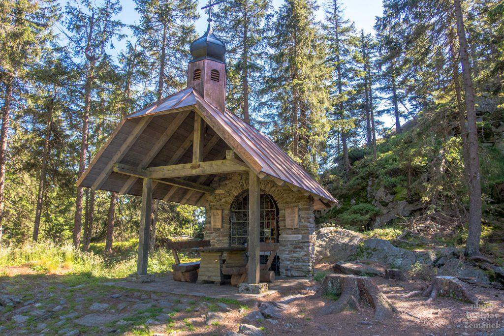 Hraniční kaple