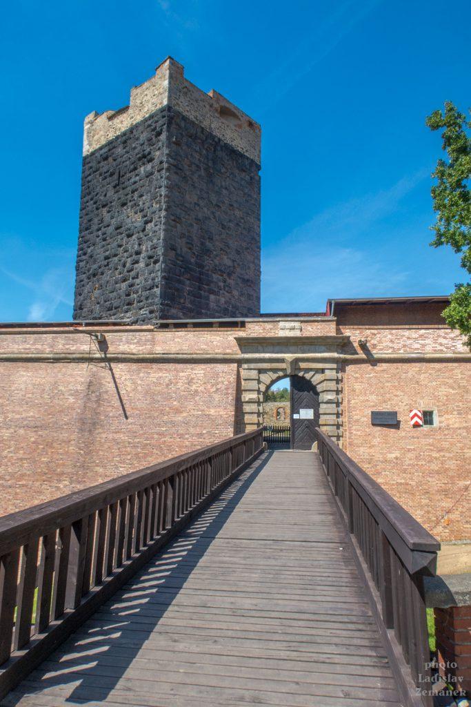 Cheb - Chebský hrad