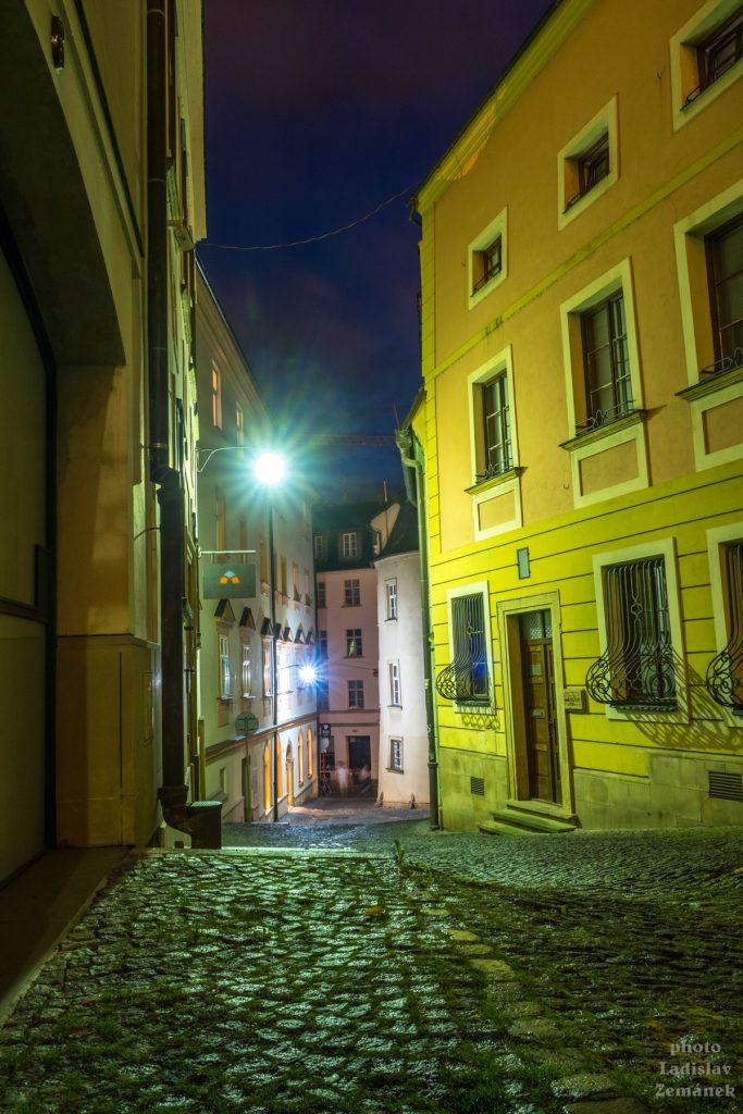 Večerní Olomouc