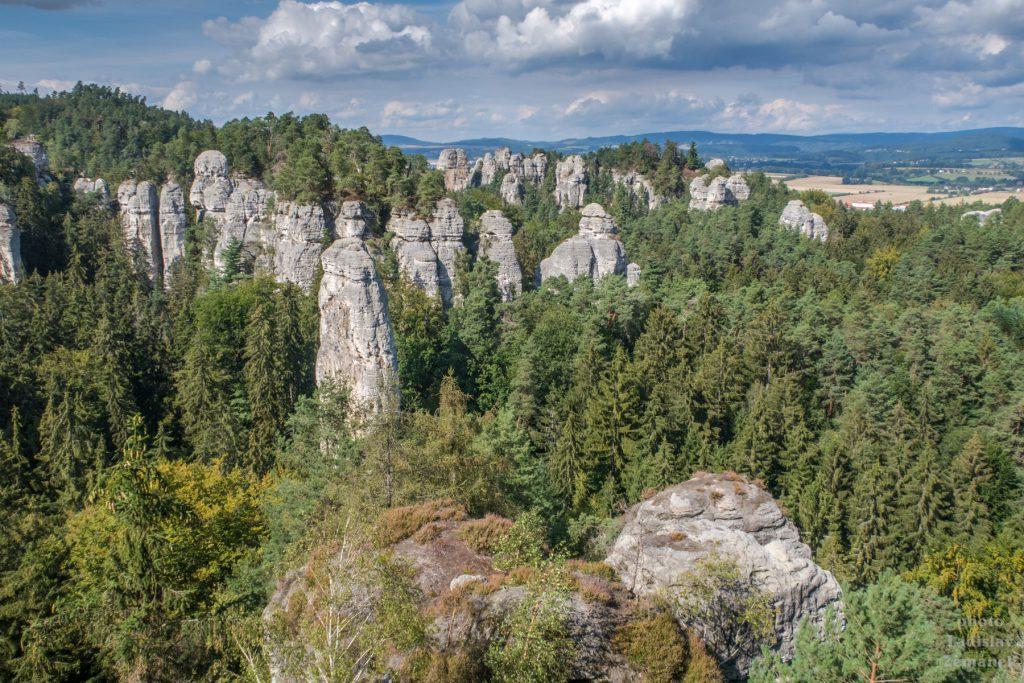 Hruboskalsko - skalní město