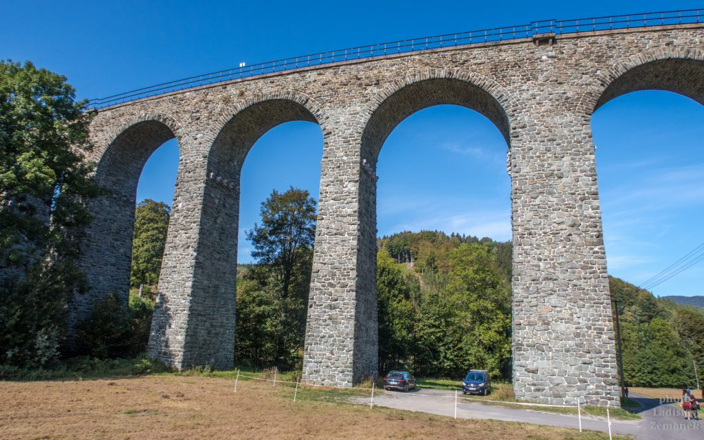 Kryštofovo Údolí - Novinský viadukt